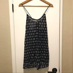 Madewell Black Summer Dress
